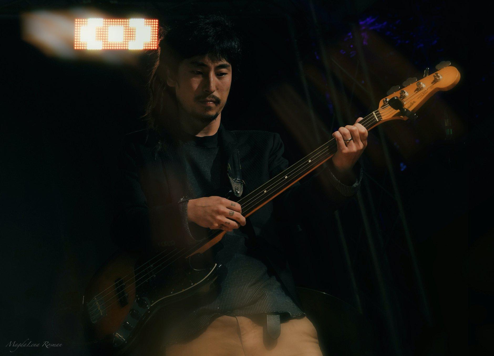 Daigo Nakai - e-bass