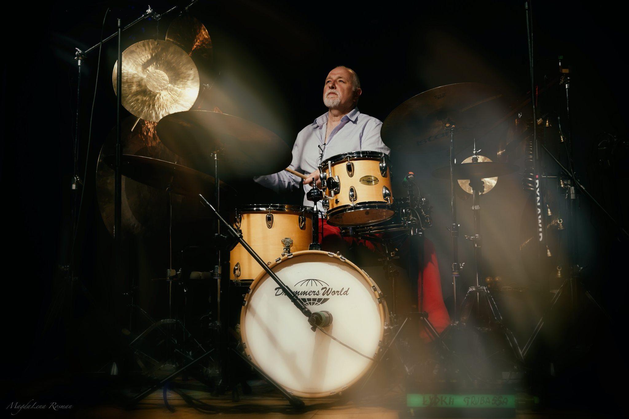 Klaus Kugel - drums