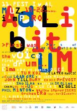 Ad Libitum 2016 plakat